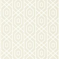 Papier peint - Thibaut - Prescott - Ivory