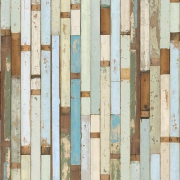 Papier peint - NLXL by ARTE - Scrapwood 3 - Multicolore