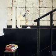 Papier peint - NLXL by ARTE - BROOKLYN TINS 2 - Crème