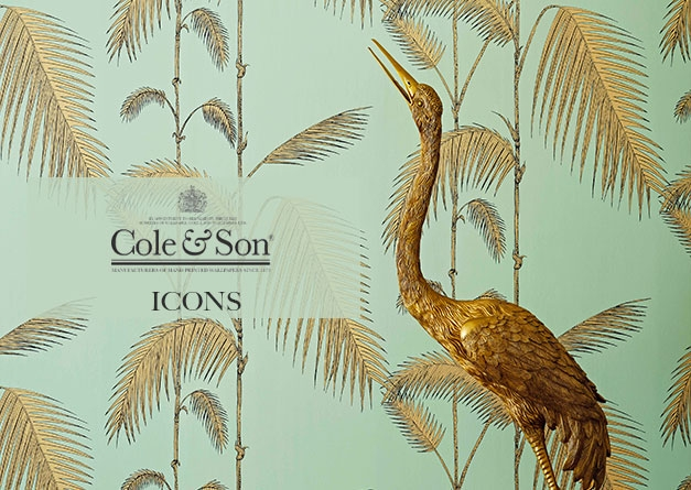 Collection Icons de Cole & Son